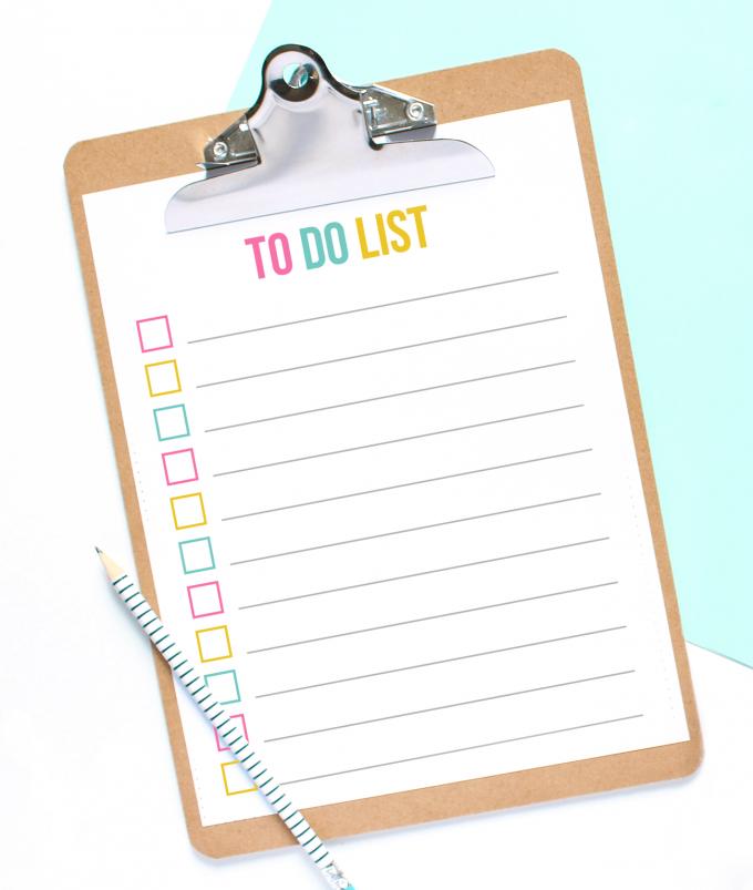Jak sobie poradzić z listą zadań?